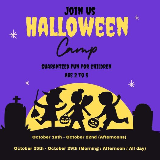 Halloween Camp 2021